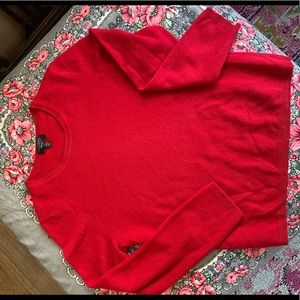 Cashmere Charter Club Luxury Red